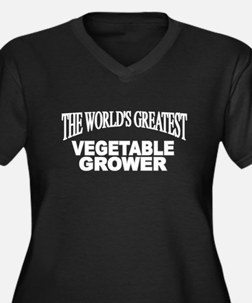 """The World's Greatest Vegetable Grower"" Women's Pl"