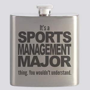 Its A Sports Management Major Thing Flask