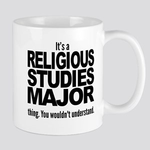 Its A Religious Studies Major Thing Mugs