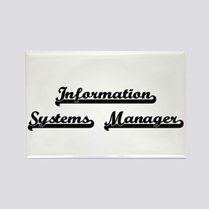 Information Systems Manager Artistic Job D Magnets