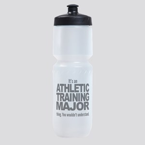 Its An Athletic Training Major Thing Sports Bottle