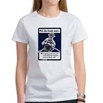Soldier On God's Side (Front) Women's T-Shirt