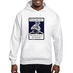 Soldier On God's Side Hooded Sweatshirt