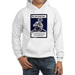 Soldier On God's Side (Front) Hooded Sweatshirt