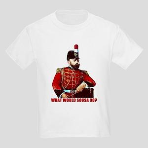 WWSD? Kids Light T-Shirt