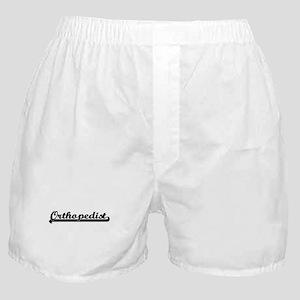 Orthopedist Artistic Job Design Boxer Shorts