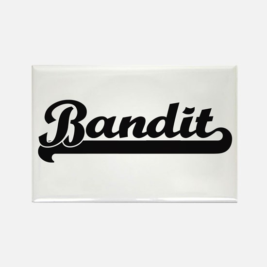 Bandit Artistic Job Design Magnets
