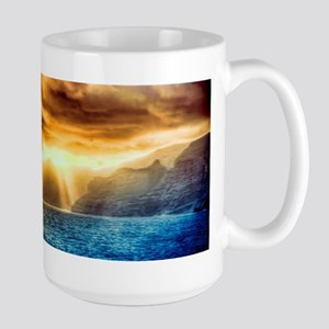 Bora Bora Island Mugs
