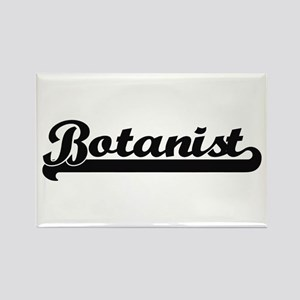 Botanist Artistic Job Design Magnets