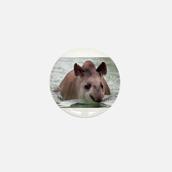 Tapir 002 Mini Button