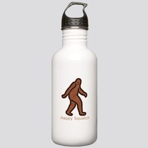 Happy Squatch Stainless Water Bottle 1.0L