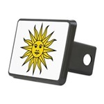 Sun of May Rectangular Hitch Cover