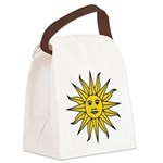 Sun of May Canvas Lunch Bag