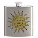 Sun of May Flask