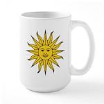 Sun of May Large Mug