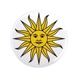 Sun of May Button