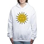 Sun of May Women's Hooded Sweatshirt