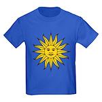 Sun of May Kids Dark T-Shirt