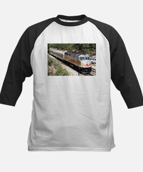 Railway Locomotive, Grand Canyon, Baseball Jersey