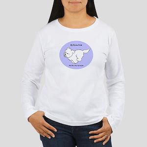 Just Like A Dog Women's Long Sleeve T-Shirt