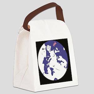EU Referendum Canvas Lunch Bag