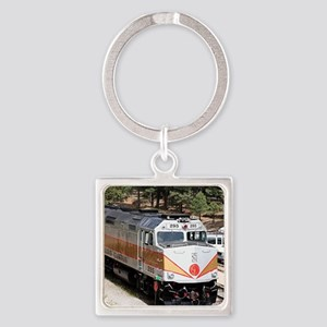 Railway Locomotive, Grand Canyo Keychains