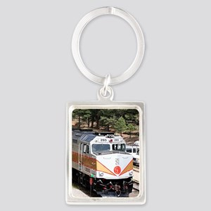Railway Locomotive, Grand Canyo Keychains