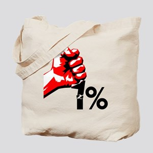99% Power Tote Bag