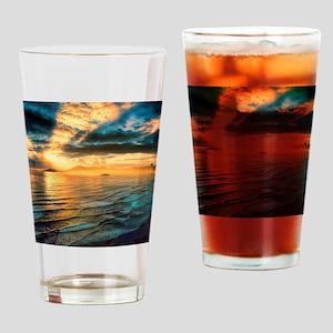 Daybreak Drinking Glass