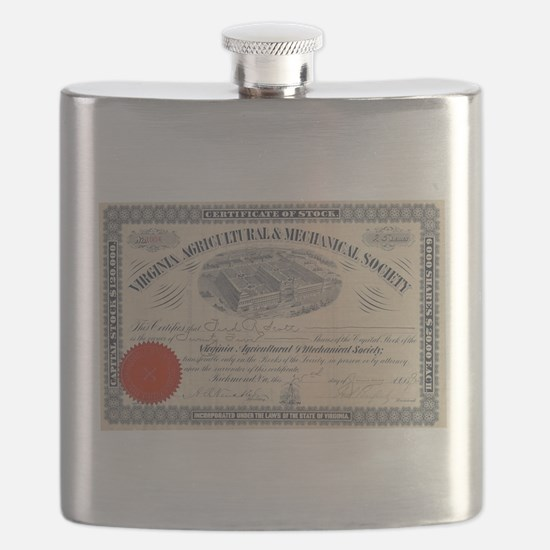 Virginia Tech Flask