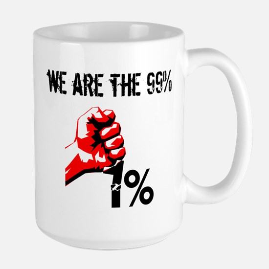 We Are The 99% Occupy Mugs