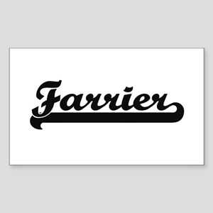 Farrier Artistic Job Design Sticker