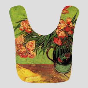 Van Gogh; Still Life Vase with Oleanders and B Bib