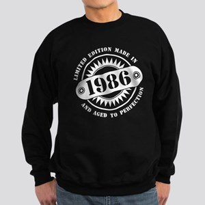 LIMITED EDITION MADE IN 1986 Sweatshirt (dark)