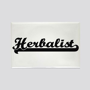 Herbalist Artistic Job Design Magnets