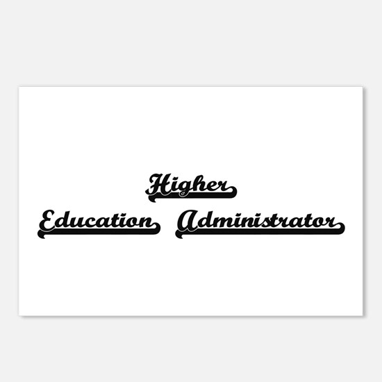 Higher Education Administ Postcards (Package of 8)