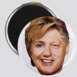 Billary Clinton Magnet