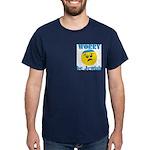 Worry Be Jewish Dark T-Shirt