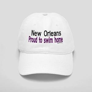 NOLA Proud To Swim Home Cap
