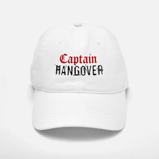 Captain Hangover Baseball Baseball Baseball Cap