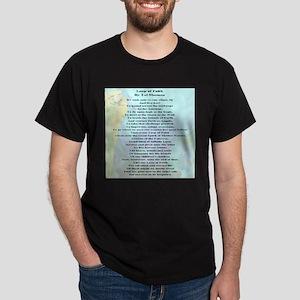 A Leap of Faith Prayer Dark T-Shirt
