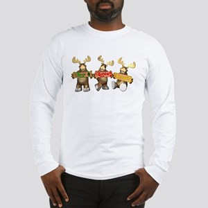 Moose Joy Long Sleeve T-Shirt