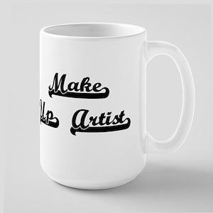Make Up Artist Artistic Job Design Mugs
