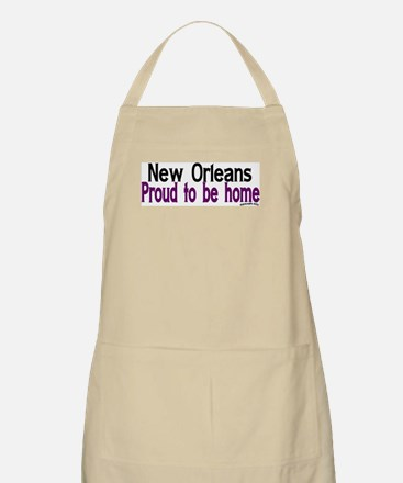 NOLA Proud To Be Home BBQ Apron