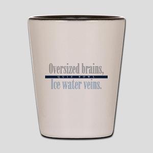 Oversized Brains Shot Glass