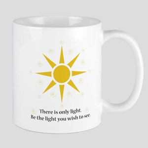 only light sunshine Mug