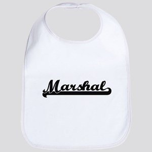 Marshal Artistic Job Design Bib