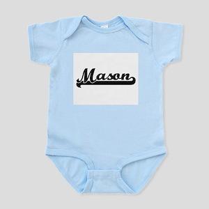Mason Artistic Job Design Body Suit