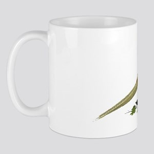Antique Bird Print Mug
