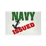 Navy Issued Rectangle Magnet